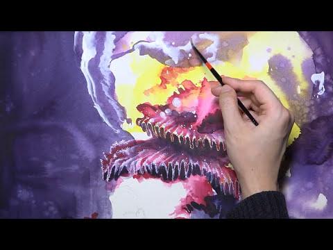 [Watercolor] Dreamweaver / 드림위버