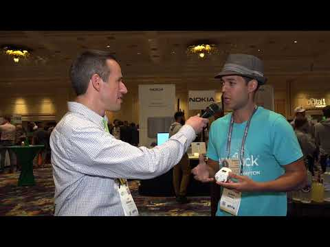 CES 2018: Interview with Robbie Cabral of Benjilock