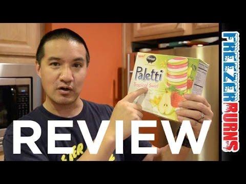 Farggi Paletti Frozen Pops Video Review: Freezerburns (Ep686)
