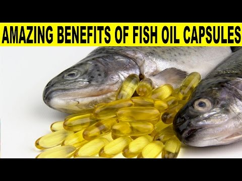 मछली के तेल के चमत्कारिक फायदे | Health And Beauty Benefits Of Fish Oil Capsules In Hindi