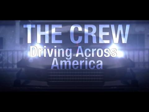 The Crew - Driving Across America (Movie 2014)
