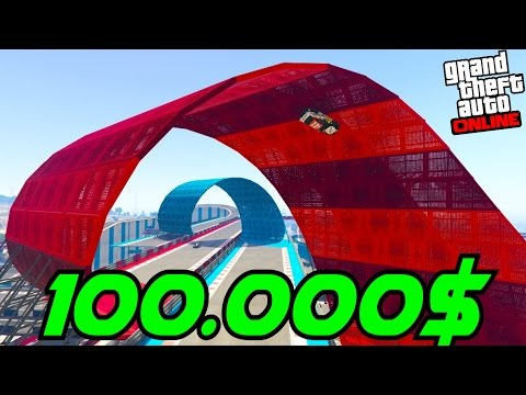 100.000 $ PER HOUR! PREMIUM RACE 2! TUNING DOMINATOR 👍 GTA 5 ONLINE CUNNING STUNTS ALPHYX