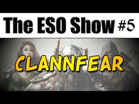 The Elder Scrolls Online Show #5 - Clannfear (1080p)
