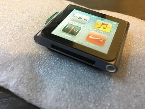 iPod Nano 6G Novo