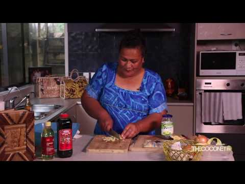 How to make Sapasui (Chop Suey)
