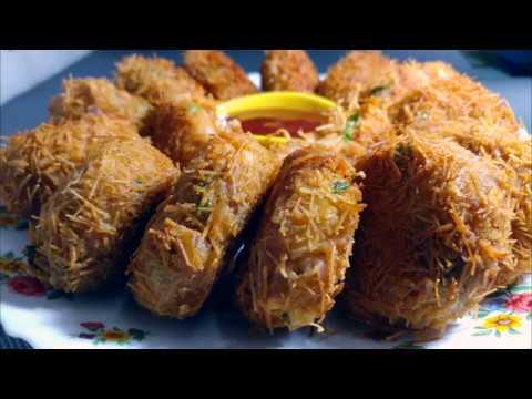 Chicken Russian Cutlets Recipe / Chicken Cutlets