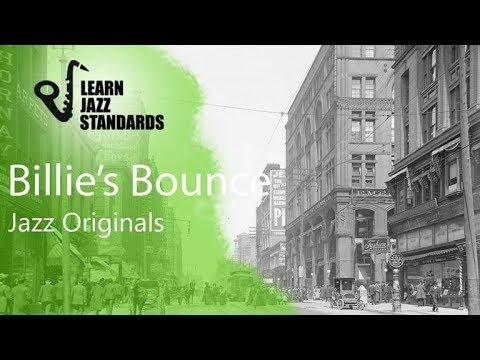 Billie's Bounce (Play-Along)