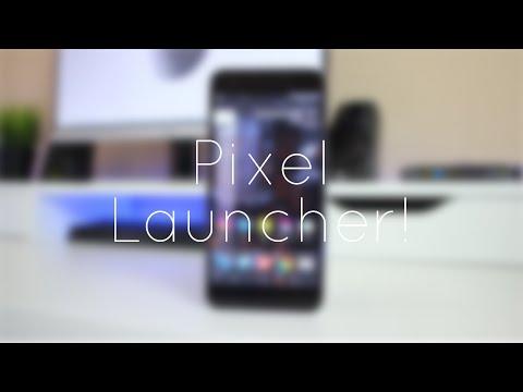 Quick Look: Pixel Launcher!