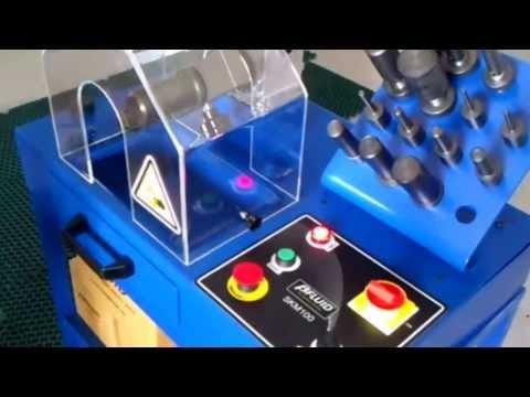 Hose Skiving Machine (SKM100) - Hydraulic & Offshore Supplies