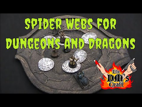 Make your own web templates for D&D (The DM's Craft, Short Tip, EP7)