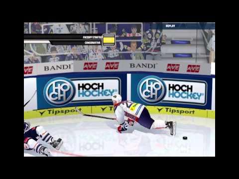NHL 09 CZ - Představení EHA 15 addonu (PC WIN) + přehled soupisek české a slovenské extraligy
