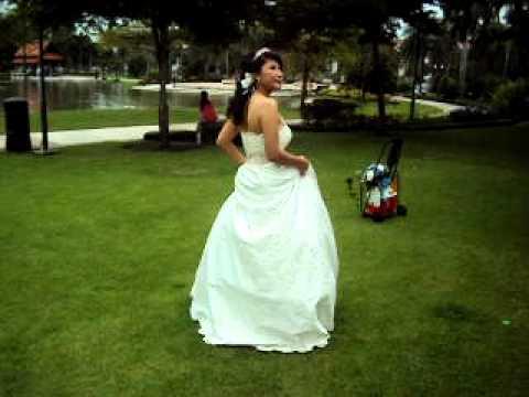 Thai bride wedding video