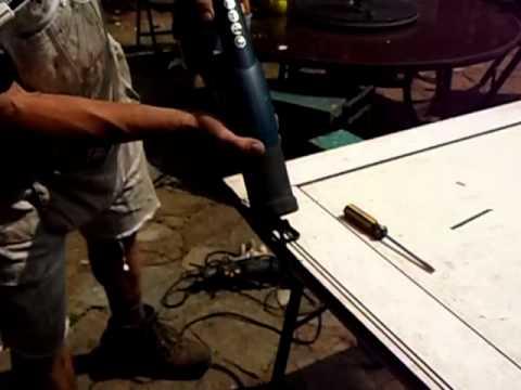 Handyman Trimming Steel Door Tips DIY part 1
