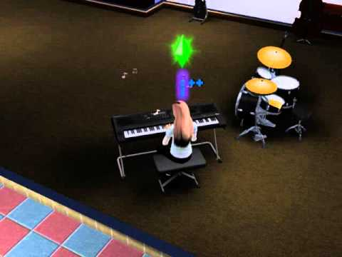 Sims3 skills up fast