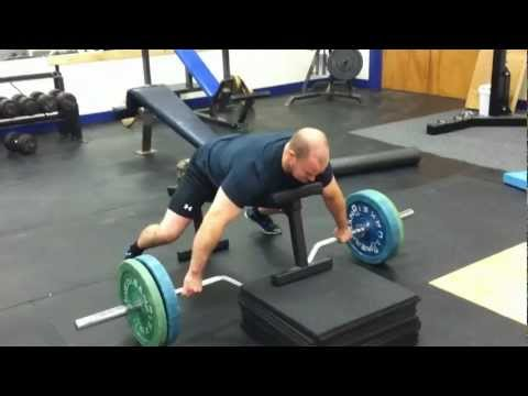 Old School Back Exercise That Works Big Time - Build Some Serious Muscle
