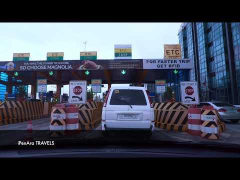 EDSA to NAIA Terminal 1 thru NAIA Exp
