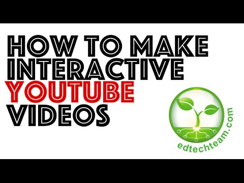 How to Create an Interactive YouTube Video (YouTube Annotations)
