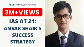 IAS at 21 - Ansar Shaikh