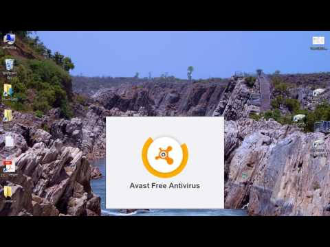 Download & Install Avast Free Antivirus :)