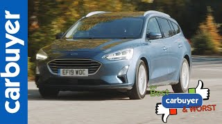 Ford Focus Estate: best and worst - Carbuyer