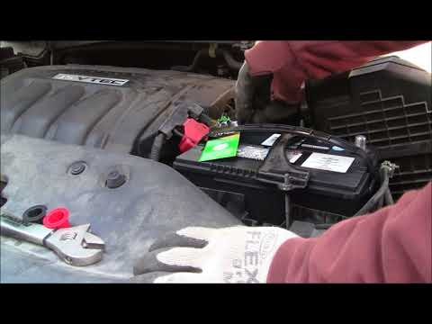 How to Change 2008 Honda Odyssey Car Battery and Jump Start Your Dead Battery