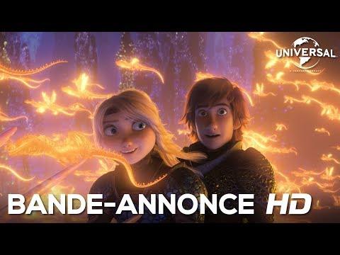 DRAGONS 3: LE MONDE CACHÉ - Bande-Annonce Officielle (Universal Pictures) HD