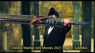 Last Warrior Journey  Chinese Martial Arts Movies 2021 English Subtitles