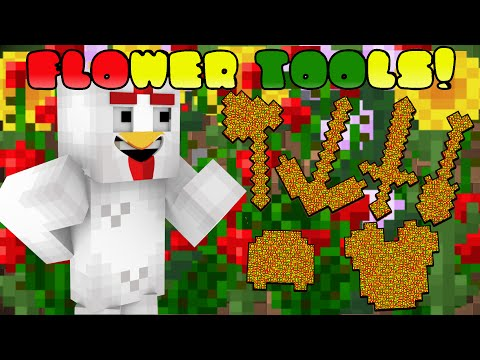 Why Flower Tools Don't Exist - Minecraft
