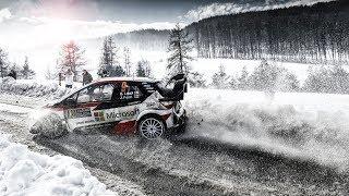 WRC Montecarlo 2018 ► PURE RALLY ᴴᴰ