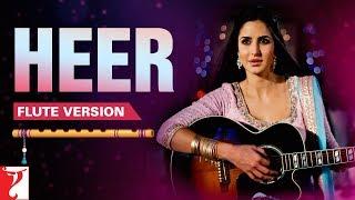 Flute Version: Heer | Jab Tak Hai Jaan | A. R. Rahman | Gulzar | Vijay Tambe