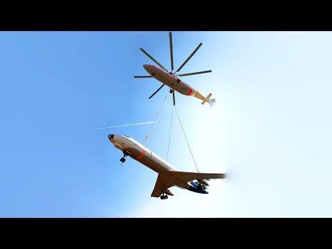 World's Biggest Helicopter - Mega Builds