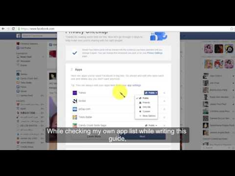 Easy Facebook Privacy Setting Tutorial