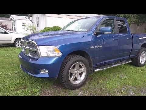 2010 Dodge Ram 1500 5.7L Hemi Exhaust Manifold Gasket Leak