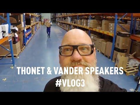 Thonet & Vander Speakers - Sjoerd vlog #3