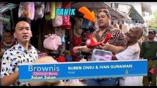 Download BROWNIS - Igun Kaget Dipeluk Orang Tak Dikenal (29/9/18) Part 2