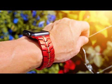 Juuk Vitero Apple Watch Band Hands-on + Unboxing [CoM Watch Store]