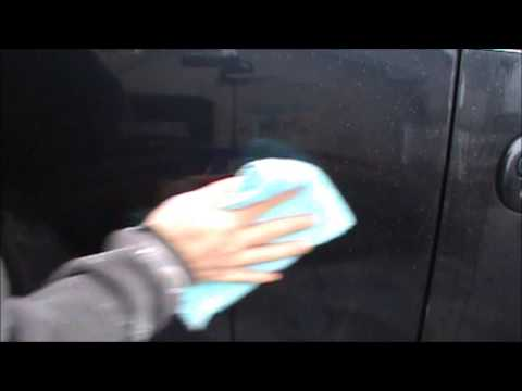 How to remove latex paint speckles from your car.