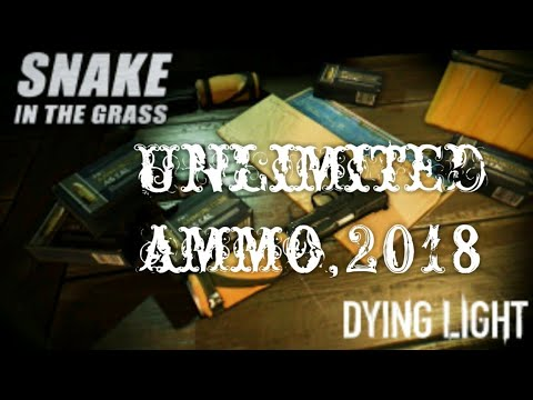 Dying Light,2018;)unlimited subsonic ammo and arrows,link is in the description