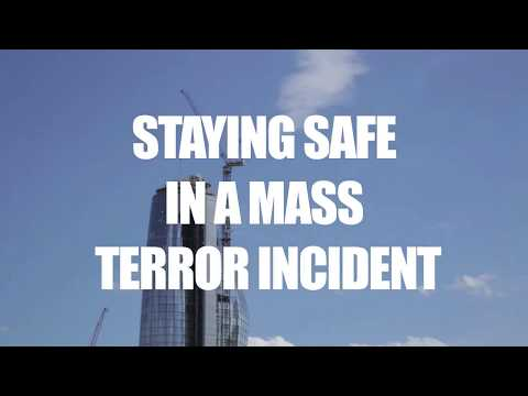 Staying Safe in a Terrorist Incident with Chris Ryan - Hodder & Stoughton
