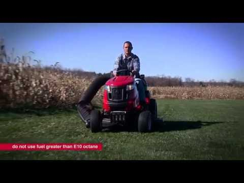 Proper fuel use and fuel-related problems   Get Running with Troy-Bilt