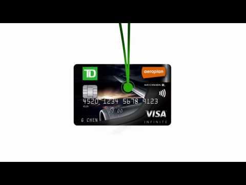TD Bank Aeroplan Card