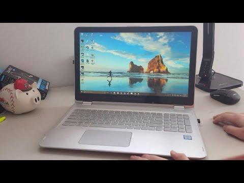 HP Envy x360 Touchscreen Laptop Review!