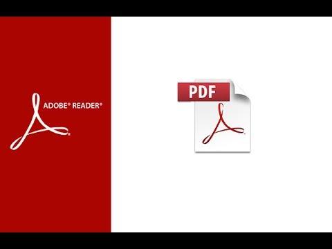 Comment installer Adobe Reader pour lire tous vos documents PDF