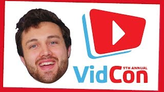 VidCon 2018 Announcement 🚫🦀