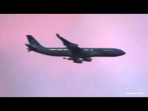 Airbus A340-313 EP-AJA ISLAMIC REPUBLIC OF IRAN 18.04.2016