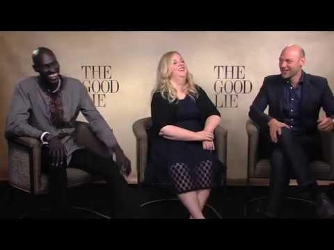Xxx Mp4 THE GOOD LIE Interviews With Ger Duany Sarah Baker Corey Stoll 3gp Sex