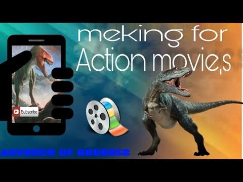 How to Make Animated Action & Special Effects  Movie  [Hindi हिन्दी]