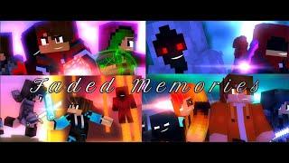 "♪ ""Faded Memories"" ♪ - Original Minecraft Animations (Heroes Series Season 4 Movie)"