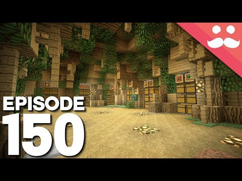 Hermitcraft 5: Episode 150 - Shoulda Done This AGES AGO!!
