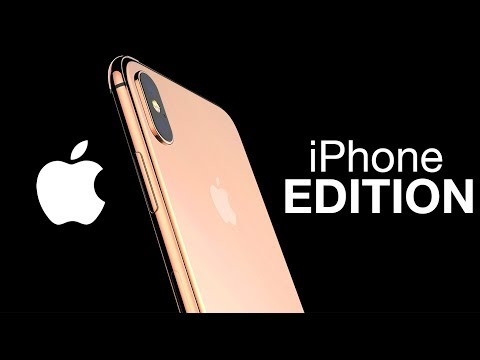 iPhone 8 & iPhone Edition - FINAL Leaks!! Price, Build, Colors, & Specs!